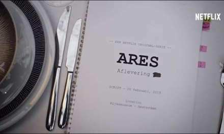 "Netflix' ""Ares"" in Production"