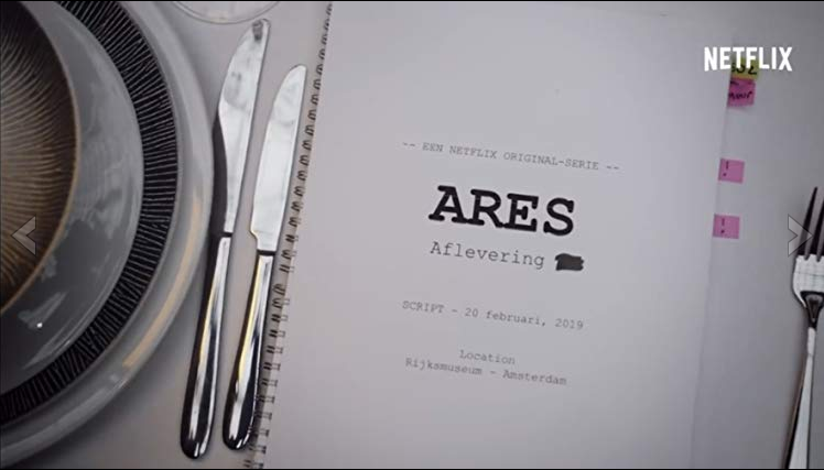 """Netflix' """"Ares"""" in Production"""