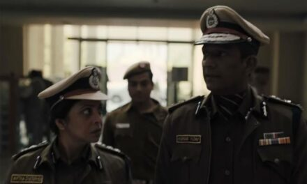 """Delhi Crime"" on Netflix Mar 22"