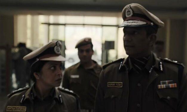 Review of Delhi Crime on Netflix