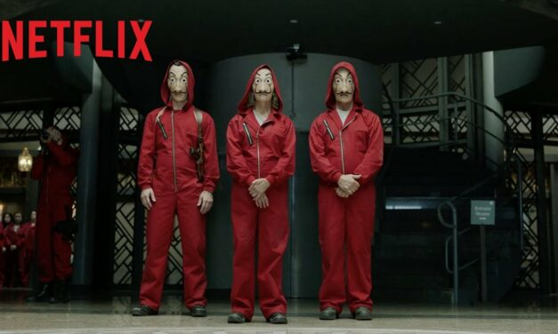 "Netflix' Popular ""Money Heist""-Is It For You?"