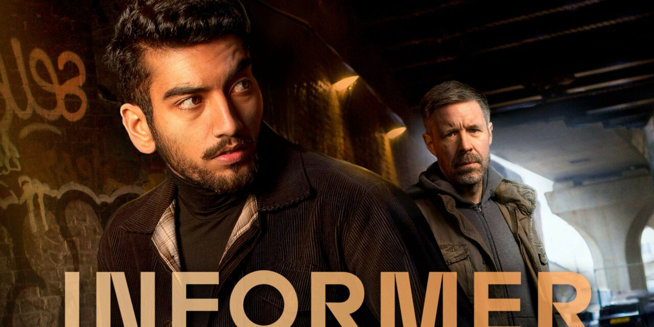 """Amazon's """"Informer"""" Is Half a Great Show"""