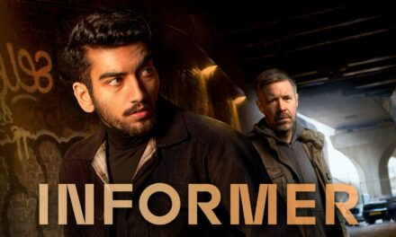 "Amazon's ""Informer"" Is Half a Great Show"