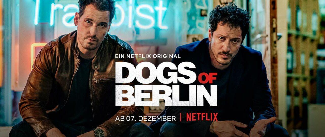 """Good Cop, Bad Cop: """"Dogs of Berlin"""" Review"""