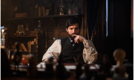 Freud Netflix Review: Hypnosis is Murder