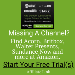Amazon Channels Free Trial Advertisement
