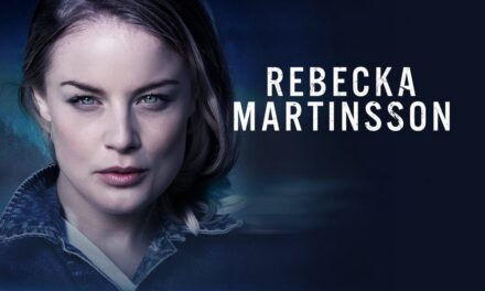 Rebecka Martinsson Season 2 on AcornTV July 27
