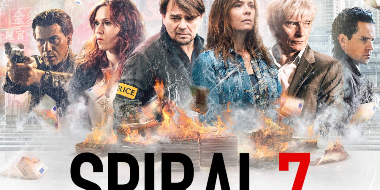 Spiral Seasons 7 and 8 Get US Release Dates