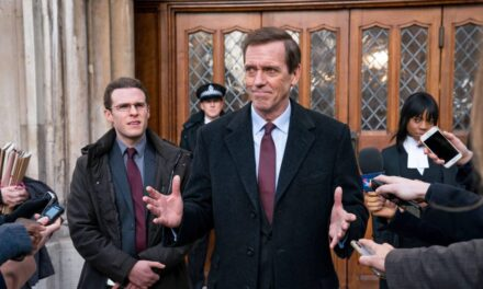 Roadkill, With Hugh Laurie, drops Nov 1 on PBS