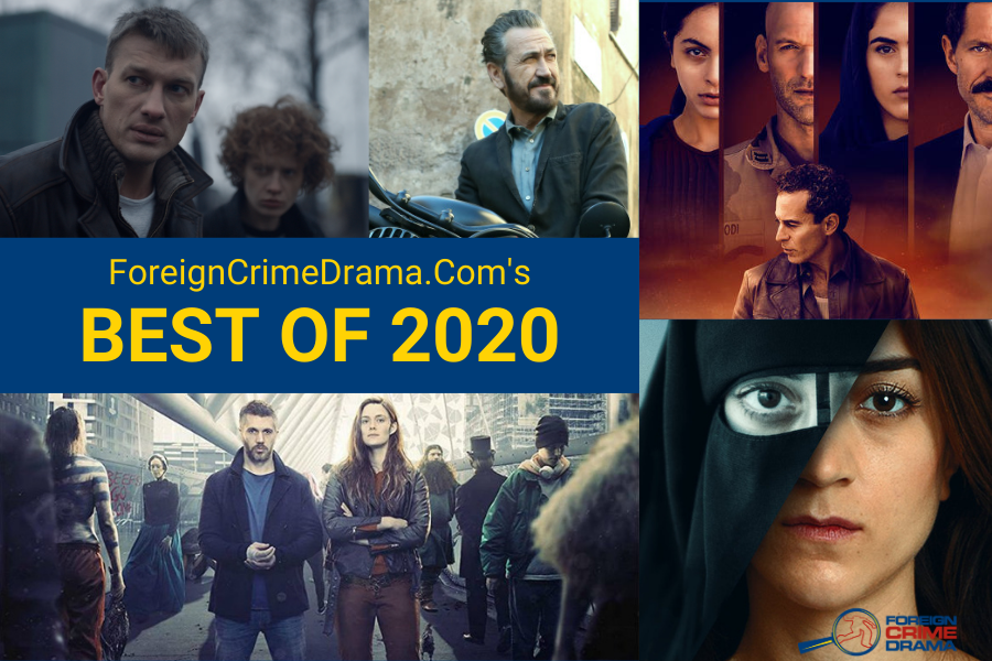 The Best Foreign Crime Dramas of 2020!