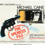 Spy Classic 'The Ipcress File' Gets Update
