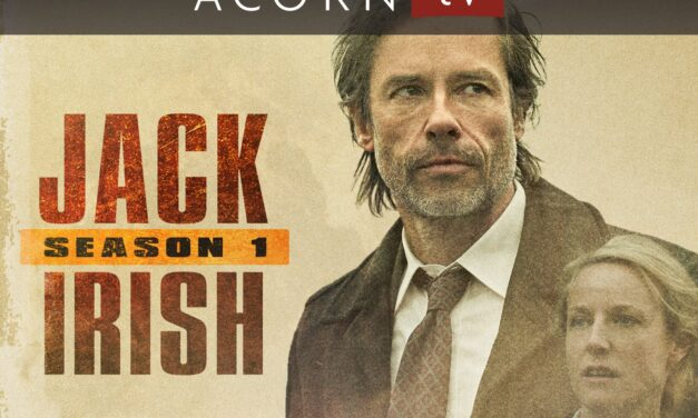 Australian Series Jack Irish on Acorn TV