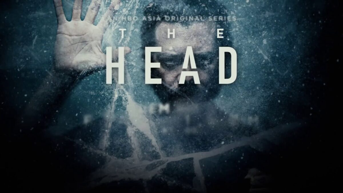 Promo image of HBO's The Head