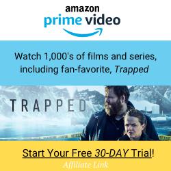 Amazon Prime Video Free Trial Advertisement
