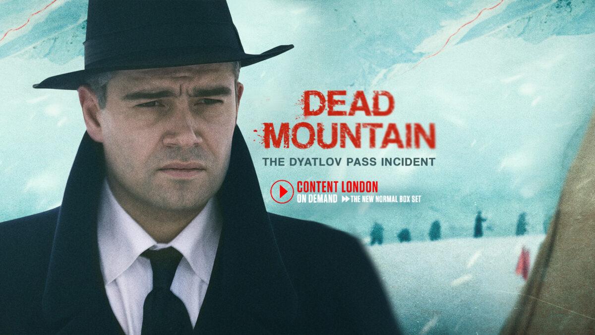 Dead Mountain Promo image featuring Piotr Fyodorov as Major Oleg Kostin